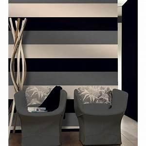 Direct Stripe 3 Colour Striped Motif Textured Designer ...