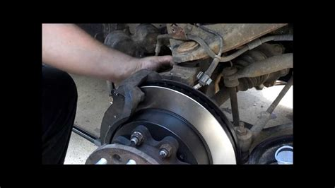 How to Replace Rotors/Brakes on K3500 Chevrolet   YouTube
