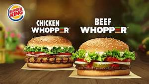 WHOPPER with FREE Fries and Drink - YouTube