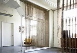 Raumteiler Ideen Badezimmer Wohnzimmer