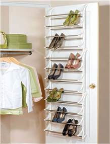 schuhregal design saving small closet spaces with stainless steel and plastic hanging shoe rack storage the
