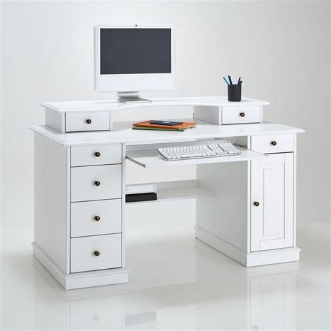 bureau authentic style bureau multimédia authentic style la redoute interieurs