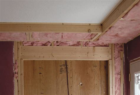 Adding Tray Ceiling by Greengate Ranch Remodel Adding A Tray Ceiling To The