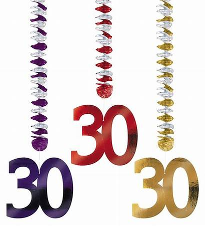 30th Birthday Party Decorations Clipart Clip Celebration