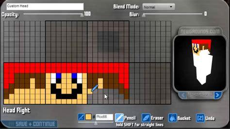 skincraft  minecraft game super mario youtube