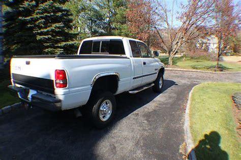 Find Used 2001 Dodge Ram 2500 4x4 Slt Laramie Quad Cab