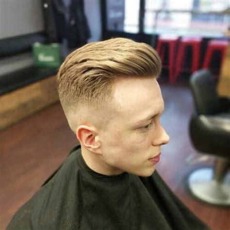 top pompadour haircuts  men  trends