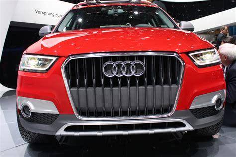 Automotive Trends 2018 Naias Audi S4 Q3 Vail Concept