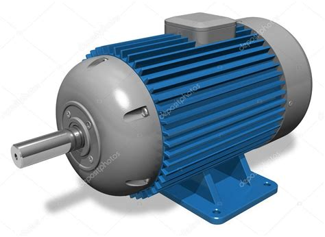 Electric Motor Industry by Industrial Electric Motor Stock Photo 169 Scanrail 5369537