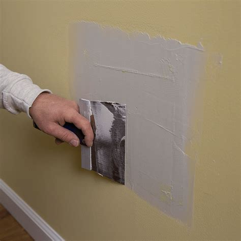 How To Patch Holes In Drywall In A Clear And