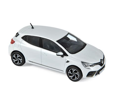 Renault Clio R S 2019 by Renault Clio R S Line 2019 Pearl White