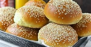 Bun Bun Burger Schwenningen : beautiful burger buns recipe king arthur flour ~ Avissmed.com Haus und Dekorationen