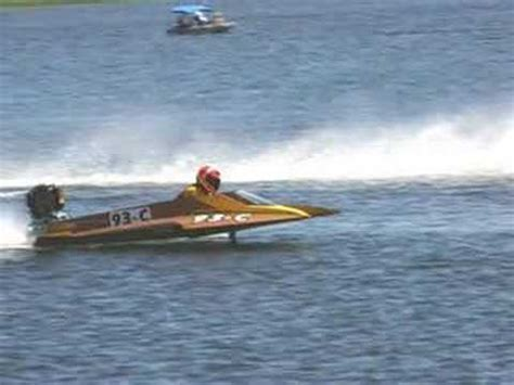 Hydroplane Boat Fails by Vintage Wood Hydroplane Race Boat Start Up Doovi