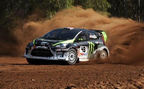 Ford Rally Car by Ford Car Ken Block Rally Cars Wallpapers Hd