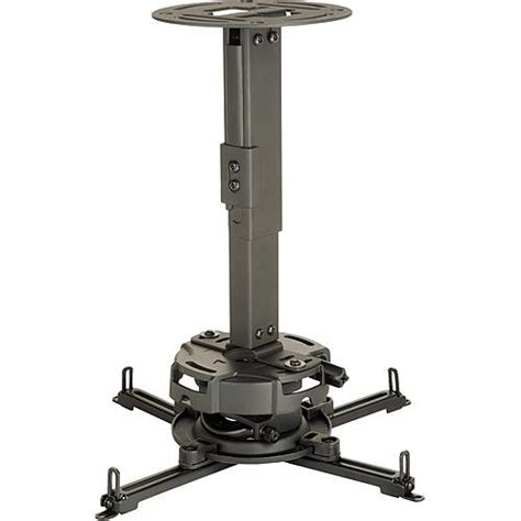 peerless cmj500r1 ceiling mount for projector peerless av prg exa adjustable projector ceiling wall prg exa