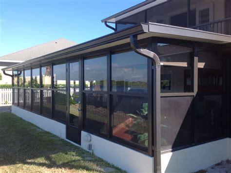 Backyard Screen Enclosures by Patio Screen Enclosures Porches And Lanais