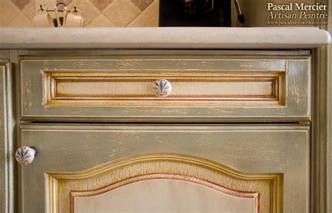 customiser cuisine en bois peintre decorateur nimes bouillargues gard pascal
