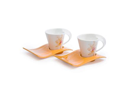 Blossom Collection New Bone China Cup And Saucer Set