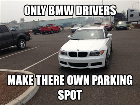 bmw drivers hated