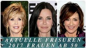 Aktuelle Frisuren 2017 : aktuelle frisuren 2017 frauen ab 50 youtube ~ Frokenaadalensverden.com Haus und Dekorationen