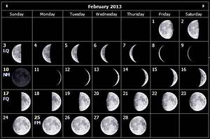 Monthly Stargazing Calendar for February 2013 - CosmoBC ...