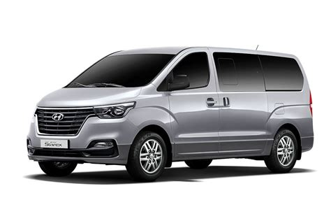 Hyundai Starex Hd Picture by The Refreshed 2018 Hyundai Grand Starex Has Landed W
