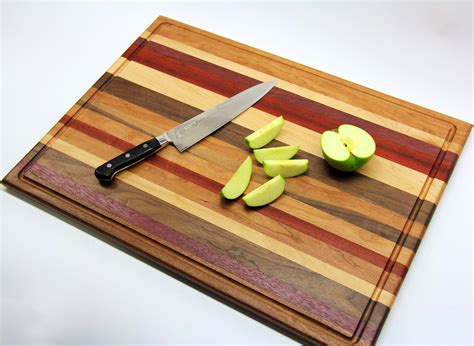 scrap wood cutting board