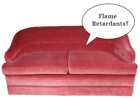 avoid harmful flame retardant chemicals