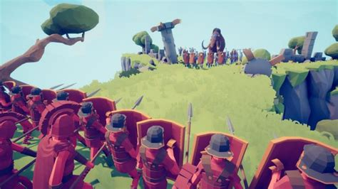 totally accurate battle simulator   dynasty