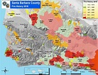 County littered with areas at high risk for wildfire ...