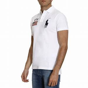 Lyst - Polo Ralph Lauren T-shirt Men in White for Men