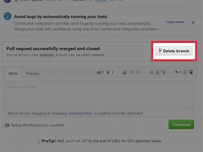 Request Pull Github Create