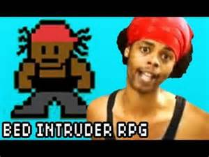 bed intruder song rpg