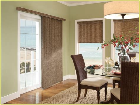sliding glass doors window treatments home design ideas