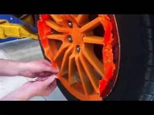 enlever la peinture de vos jantes facilement youtube With peinture couleur alu brosse