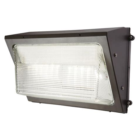 integrated led outdoor lighting halo bronze outdoor integrated led wall pack and area
