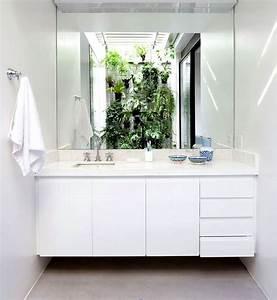 Petit Rangement Salle De Bain : petit meuble salle de bain blanc maison design ~ Dailycaller-alerts.com Idées de Décoration