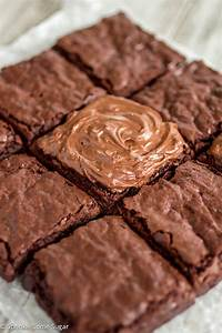 Chewy Brownies with Chocolate Fudge Frosting - Sprinkle ...