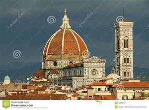 Cathedral Of Florence Royalty Free Stock Photography Image: 32273227