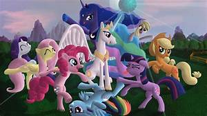 My Little Pony Pictures Of Princess Rainbow Dash ...