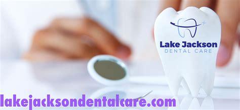 Lake Jackson Dental Care Blog Page Details