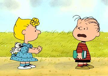 sally  linus relationship peanuts wiki fandom