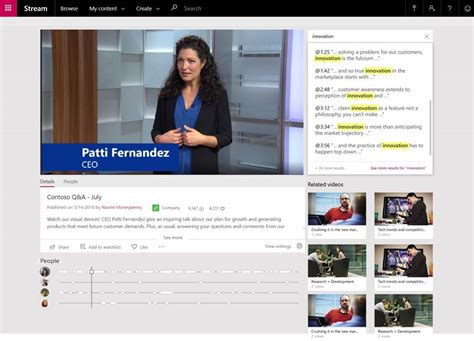 Microsoft Live 365 by Microsoft Powers Live Events And Brings Intelligent