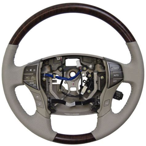 toyota avalon steering wheel  grey