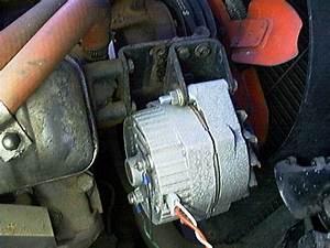 Install A Gm  U0026quot 3 Wire U0026quot  Alternator On An R1 Avanti