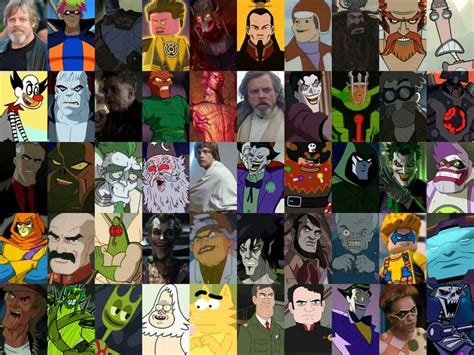 mark hamill narrator 189 best voice actors i know images on pinterest voice
