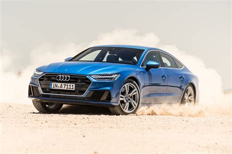 2019 Audi A7 0 60 by The 2019 Audi A7 Sportback Goes To L 252 Deritz Automobile