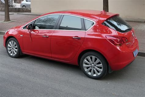 Buick Astra by Buick Excelle Opel Astra In Shouguang 30 10 11