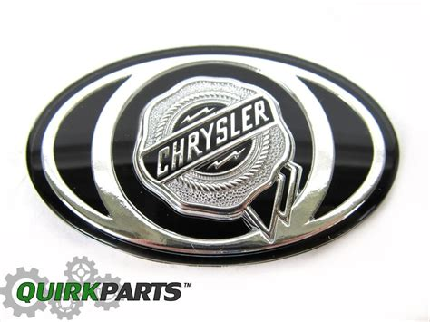 Chrysler Decals by 2005 2010 Chrysler 300 S Grille Emblem Decal Badge Silver