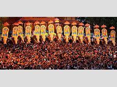Thrissur Pooram Festival Mumbai Travellers